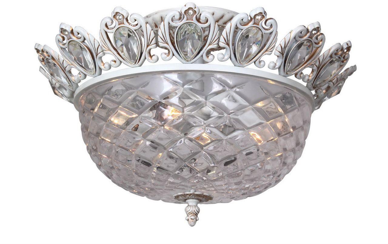 Светильник потолочный Favourite Becken, 4 х E14, 40W. 1537-4U1537-4U