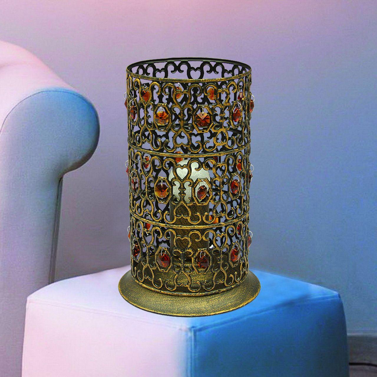 Лампа настольная Favourite Marocco, 1 х E27, 60. 2312-1T2312-1T