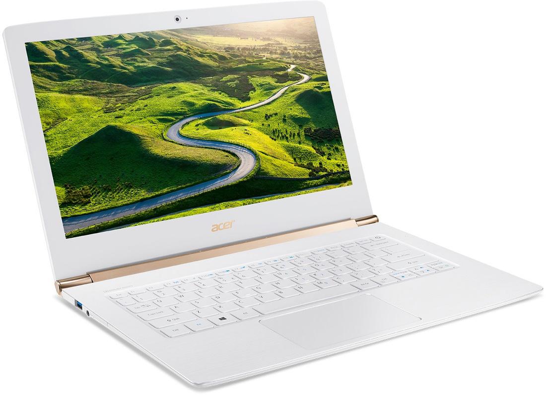 Acer Aspire (NX.GCJER.004)NX.GCJER.004Aspire S 13 это ноутбук с тонким корпусом, длительным временем автономной работы, новейшими процессорами Intel® Core™ 6-го поколения и улучшенным оснащением.
