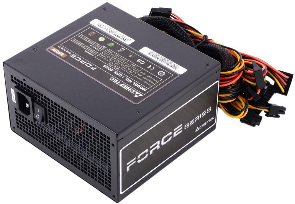 Chieftec CPS-650S блок питания для компьютера4710713233331Блок питания Chieftec CPS-650S предназначен для пользователей-энтузиастов. Вновь спроектированная вентиляционная сетка обеспечивает значительное улучшение воздушного потока, в то время как 120-мм сверхтихий вентилятор имеет оптимизированный контроль температуры. С КПД 85%, она защищает окружающую среду и кошелек. Для безопасности и долговечности блока питания и вашего компьютера предусмотрена защита от перенапряжений, перегрузок и короткого замыкания в цепи.