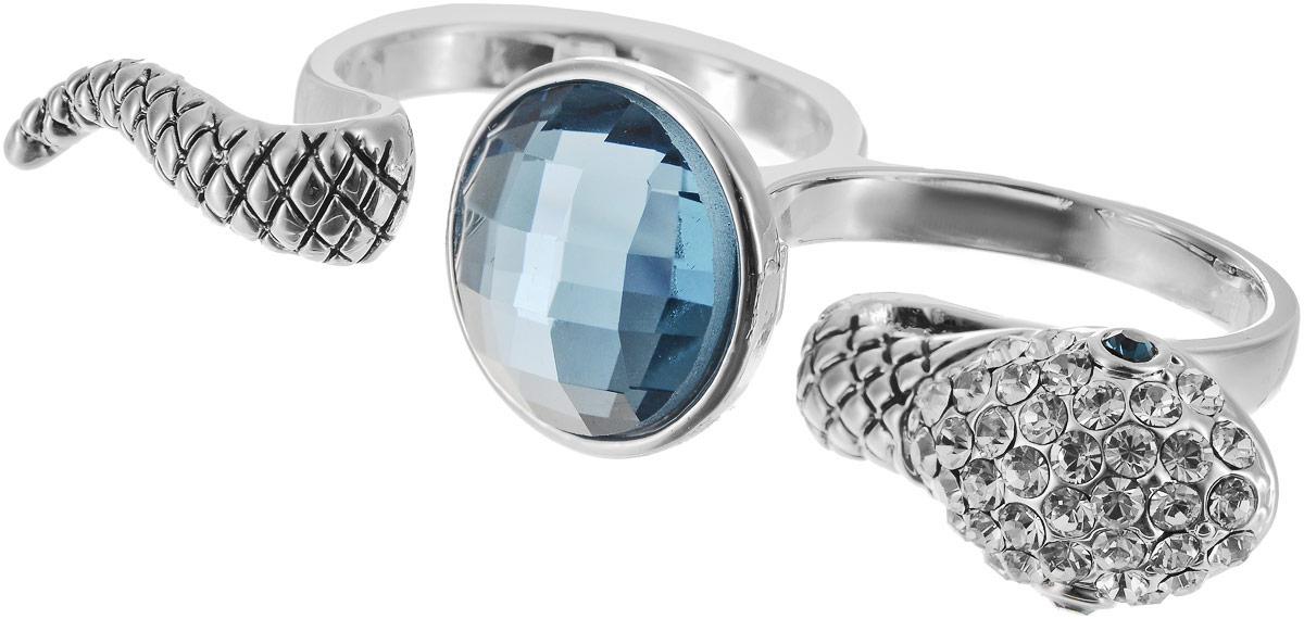 Кольцо женское Art-Silver, цвет: серебряный. 02028-1067. Размер 1802028-1067Бижутерный сплав, куб.циркон.