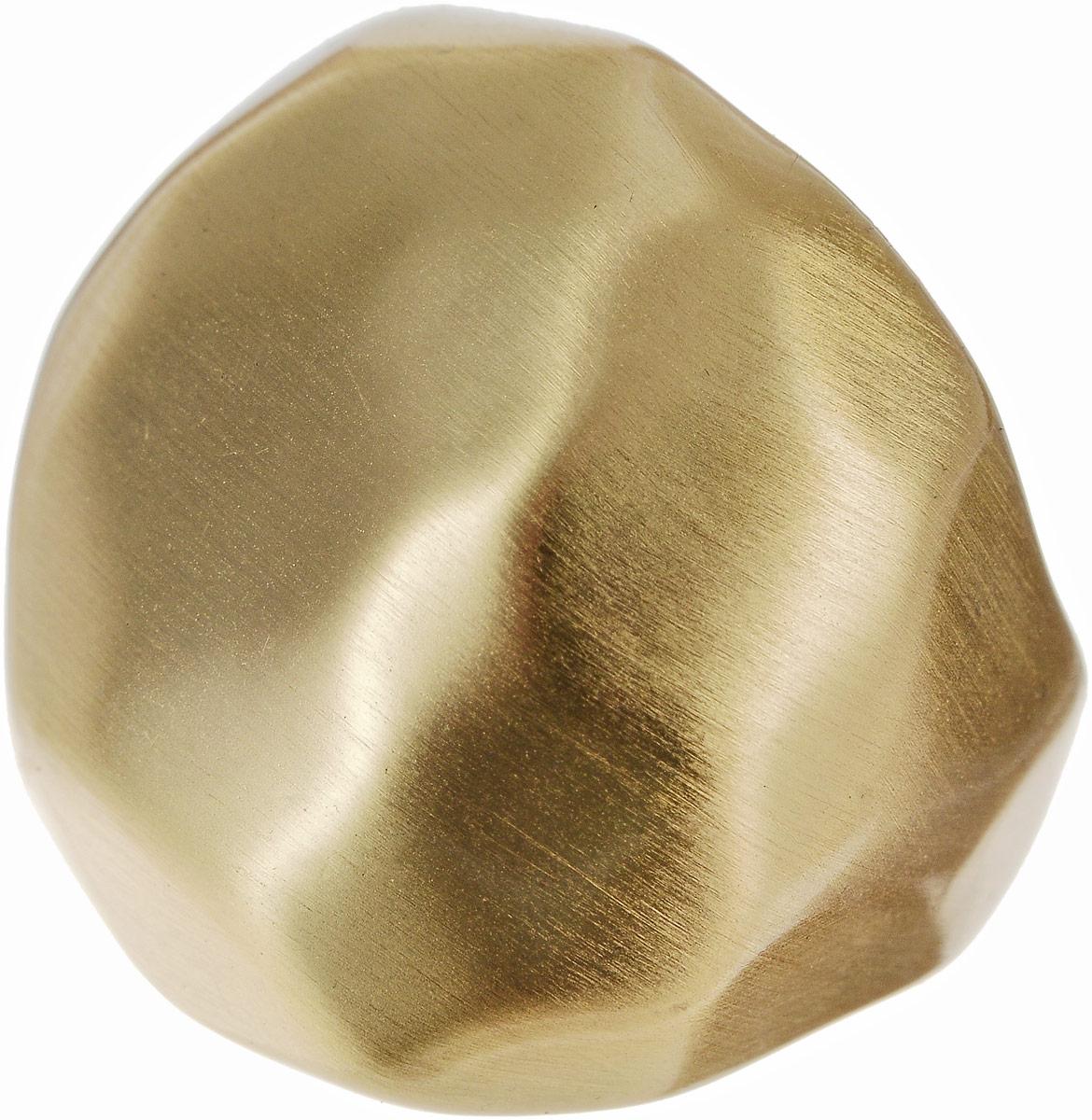 Кольцо Art-Silver, цвет: золотой. М0735-473. Размер 17,5М0735-473Оригинальное кольцо Art-Silver выполнено из бижутерного сплава с гальваническим покрытием. Элегантное кольцо Art-Silver превосходно дополнит ваш образ и подчеркнет отменное чувство стиля своей обладательницы.