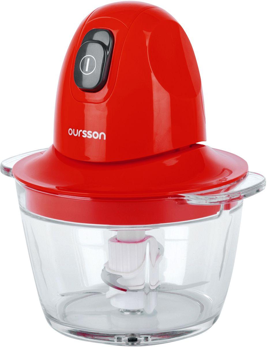 Oursson CH3010/RD измельчительCH3010/RD