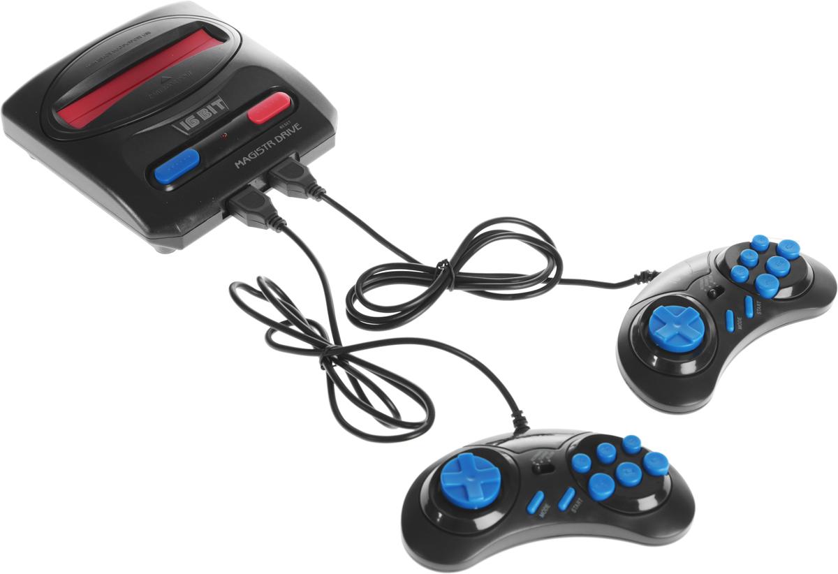 Игровая приставка Sega Magistr Drive 2 Little4601250206011Sega Magistr Drive 2 Little - классическая модель среди представителей своего класса, выполненная в привлекательном уменьшенном корпусе. Процессор этой приставки 16-битный, высокого быстродействия (в отличие от 8-битного процессора приставок первого поколения). Это обеспечивает качество игр на уровне аркадных игровых автоматов. Картридж докупается отдельно.