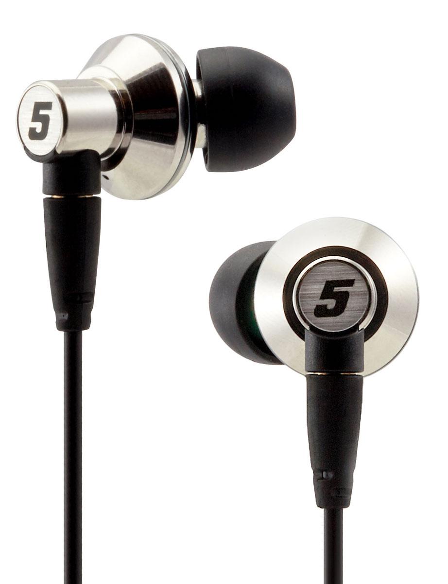 DUNU DN-Titan5 наушники15119118Наушники DUNU TITAN5, прошедшие сертификацию 'Hi-Res Audio', оснащены мощным излучателем с крупной 13-миллиметровой титановой мембраной. Модель обладает исключительно чистым звучанием и отличается быстрыми звуковыми переходами. TITAN5 обеспечивают глубокие басы, приятный эмоциональный вокал, прозрачные и ровные высокие частоты. При таком детализированном и точном воспроизведении, широкой и натуралистичной звуковой сцене и правдоподобном позиционировании, прослушивание музыки доставит вам несказанное удовольствие. Корпус устройства изготовлен из нержавеющей стали на станке с ЧПУ и трижды отполирован, что делает внешний вид наушников элегантным, а поверхность стойкой к царапинам. Отсоединяемый кабель позволяет не только заменить его в случае повреждения, но и произвести апгрейд системы. В комплекте вы найдете целый ряд полезных аксессуаров. Особенности Вставные динамические наушники Т-диафрагмы нано-класса Нержавеющая сталь 316L Аудио высокого разрешения (Hi-Res...