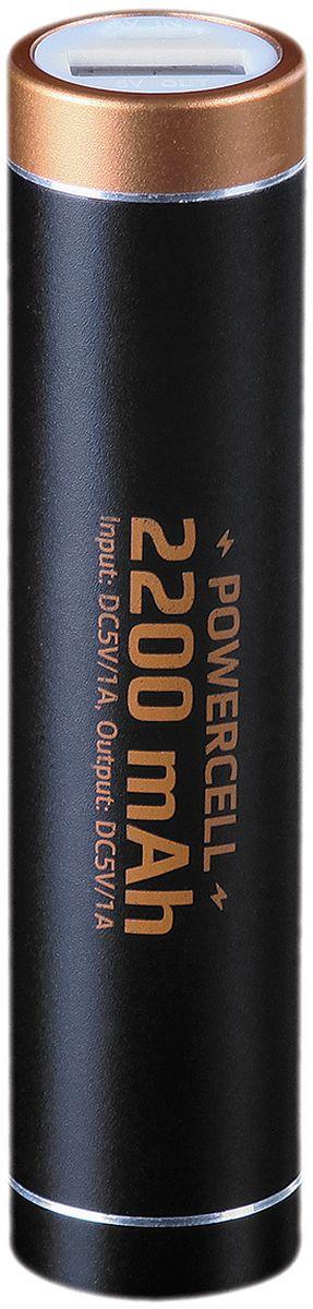 Qumo PowerAid PowerCell внешний аккумулятор21553Внешний аккумулятор Qumo PowerAid 2200 компактная модель для экстренной подзарядки. Компактные размеры и вес позволяют с легкостью использовать этот аккумулятор каждый день, а емкость достаточна для подзарядки смартфона (в среднем) на 50%. Металлический корпус устойчив к внешним воздействиям, а светодиодная индикация напомнит о необходимости зарядить аккумулятор.