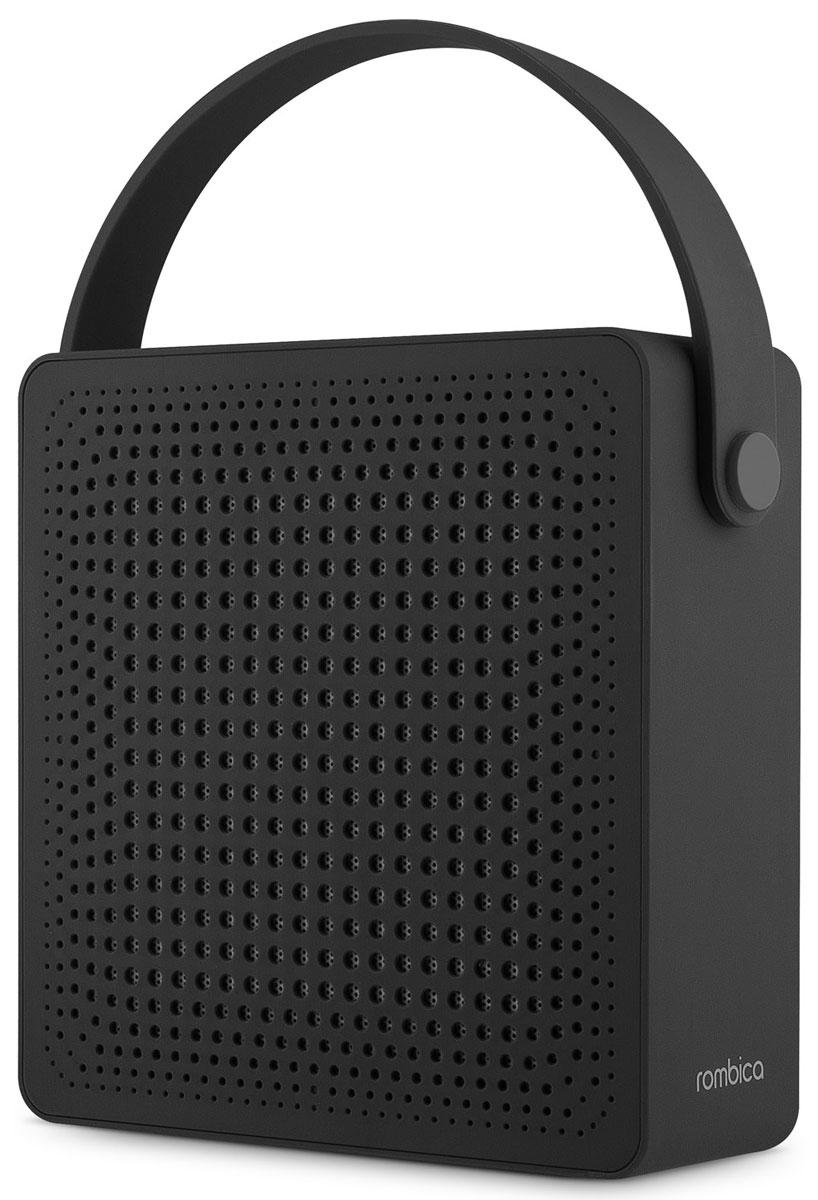 Rombica MySound BT-16 1C портативная акустикаSBT-0016BПортативная акустическая система Rombica MySound BT-16 1C совместима со всеми популярными устройствами с поддержкой Bluetooth. Также колонку можно использовать через AUX-подключение. Встроенный сабвуфер дает глубокий и насыщенный бас. Емкий аккумулятор 2200 мАч обеспечивает долгую работу. MySound BT-16 1C имеет встроенный микрофон для приема звонков.