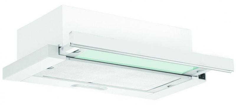 Simfer 6007 вытяжка6007Simfer 6007 - встраиваемая вытяжка шириной 50 см. Основная функция вытяжки на кухне в удалении испарений (пар, жир и копоть) и запахов. Обычно она устанавливается над кухонной плитой, но помимо испарений от плиты кухонная вытяжка очищает воздух всего помещения. Режим работы: отвод/рециркуляция Производительность: 400 м3/ч Кол-во моторов: 1 Кол-во скоростей: 3 Металлические жироулавливающие фильтры Освещение: 1 х 40 Вт