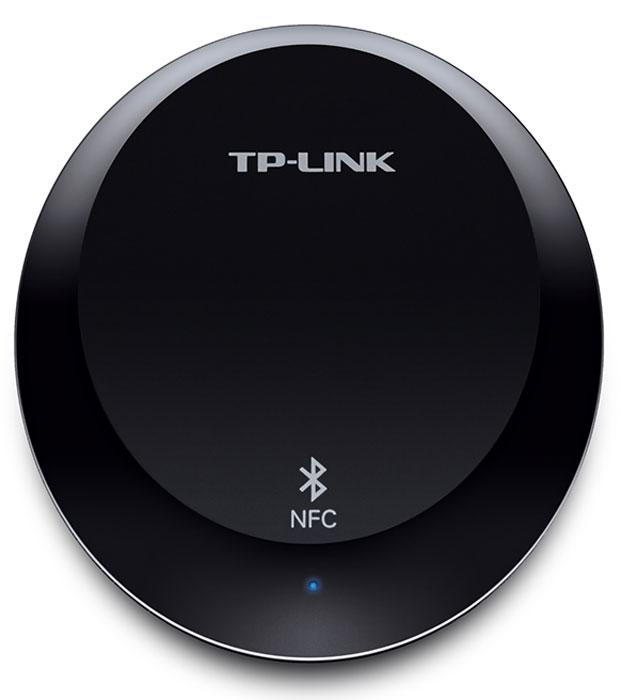 TP-Link HA100 музыкальный Bluetooth-ресиверHA1001) Потоковая беспроводная передача музыки с вашего смартфона/планшета на аудиосистему по Bluetooth; 2) Подключение мобильного устройства через Bluetooth или метку NFС; 3) Подключение к любой аудиосистеме с разъёмами 3,5 мм Jack или RCA; 4) Передача данных на расстоянии до 20 метров Bluetooth 4.1, совместимость со всеми A2DP стерео Bluetooth-устройствами. Запоминание до 8 устройств Bluetooth.