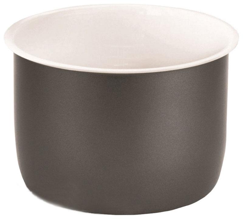 Ves 5LC чаша для мультиварки5LCЧаша Ves 5LC имеет полезный объем 5 литров, что позволяет готовить вкусную еду сразу на целую семью. Она выполнена из высококачественного материала с антипригарным покрытием. Данная модель легко и быстро моется, как вручную, так и в посудомоечной машине. Подходит к мультиваркам Ves SK-A11 и Ves SK-A12.
