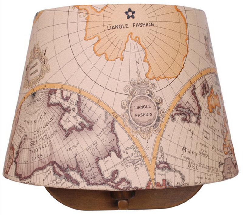 Бра Favourite Mappa, 1 х E14, 40. 1122-1W торшер favourite mappa 1122 1f