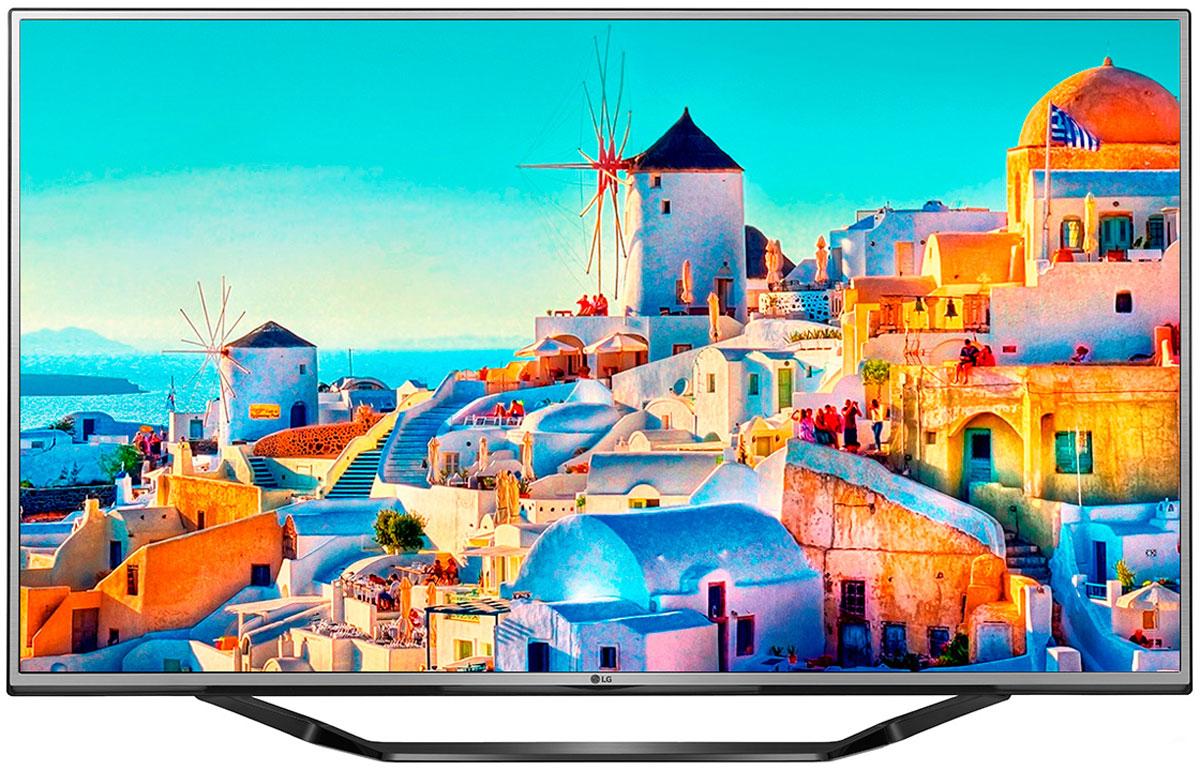 LG 65UH620V телевизор65UH620VОцените обновлённый дизайн корпуса телевизора LG 65UH620V с металлическими элементами. Функция HDR Pro позволяет увидеть фильмы с теми яркостью, богатейшей палитрой и точностью цветовых оттенков, с какими они были сняты. В UHD телевизоре LG 65UH620V используется трёхмерный алгоритм обработки цвета, что позволяет минимизировать искажения и добиться оттенков, максимально приближенных к натуральным. Функция энергосбережения включает в себя контроль подсветки, который позволяет регулировать яркость экрана в целях экономии электроэнергии. Специальный алгоритм ULTRA Surround преобразовывает звуковые волны, исходящие из двухканальных динамиков так, что вам будет казаться, что вы слушаете 7-канальный звук. Получите ещё больше удовольствия от просмотра 4К фильмов! Обновлённая операционная система LG Smart TV на базе webOS 3.0 создана для того, чтобы доступ к фильмам, сериалам, музыке и интернет-порталам через телевизор был...