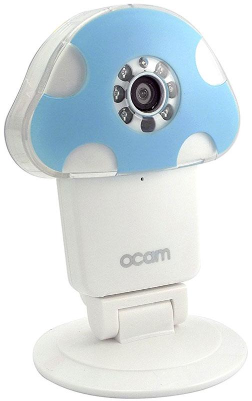 OCam-M1, Blue IP-камераOCAM-M1+BlueС помощью уникальной камеры OCam-M1 вы больше не будете переживать за безопасность своего дома, когда соберетесь в командировку или долгожданный отпуск. Она поможет вам следить за ребенком, престарелыми родителями и даже вашим домашним питомцем. Когда камера фиксирует плач вашего ребенка или какие-то посторонние звуки вокруг, системы слежения незамедлительно отправляют уведомления родителям и автоматически начинают запись в одну минуту, чтобы зафиксировать, что ребенок находится в безопасности. Кроме того, вы можете наблюдать за вашим ребенком даже в условиях плохого освещения. Ночной режим и инфракрасная подсветка, а также широкоугольная оптика позволят вам с комфортом наблюдать за сном вашего малыша даже в вечернее время суток. Возможность использования карты памяти объемом более 8 Гб позволяет делать записи длительностью почти в неделю. Для начала работы с камерой достаточно подключить ее к домашней сети Wi-Fi, следуя несложным указаниям...