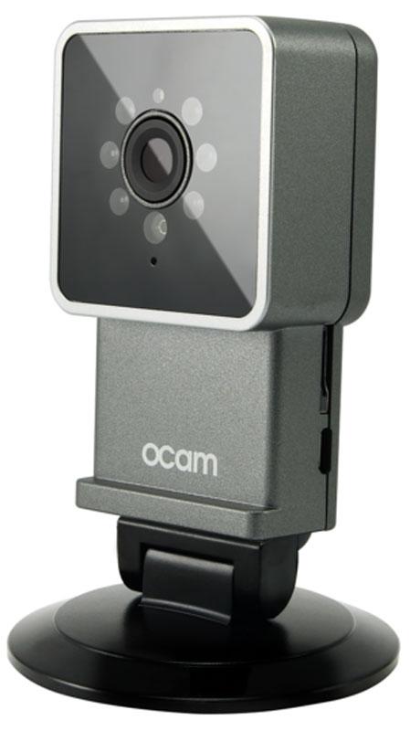 OCam-M3, Grey IP-камераOCAM-M3+GreyС камерой OCam-M3 у вас появится возможность присмотреть за своим домом, маленьким ребенком, пожилыми людьми и даже домашним питомцем. Строгий дизайн и удобная для дома или офиса камера наблюдения. Инженеры предусмотрели различные сценарии использования камеры, поэтому пользователю доступны несколько режимов работы. Переключаться между ними можно в один клик. Записанные видеофайлы и фотографии сохраняются на карту памяти microSD. Когда возникает движение или звук, камера активирует системы распознавания, после чего вы сразу получите уведомление в виде звонка или письма на электронную почту. Благодаря инфракрасной подсветке вы получите четкое изображение даже в условиях плохого освещения. Широкий угол обзора в 120° дает больший охват получаемого изображения, поэтому вы сможете наблюдать, к примеру, не только за ребенком, но и за окружающей его обстановкой во всей комнате. Наличие встроенного микрофона и динамика позволяет вам общаться с...