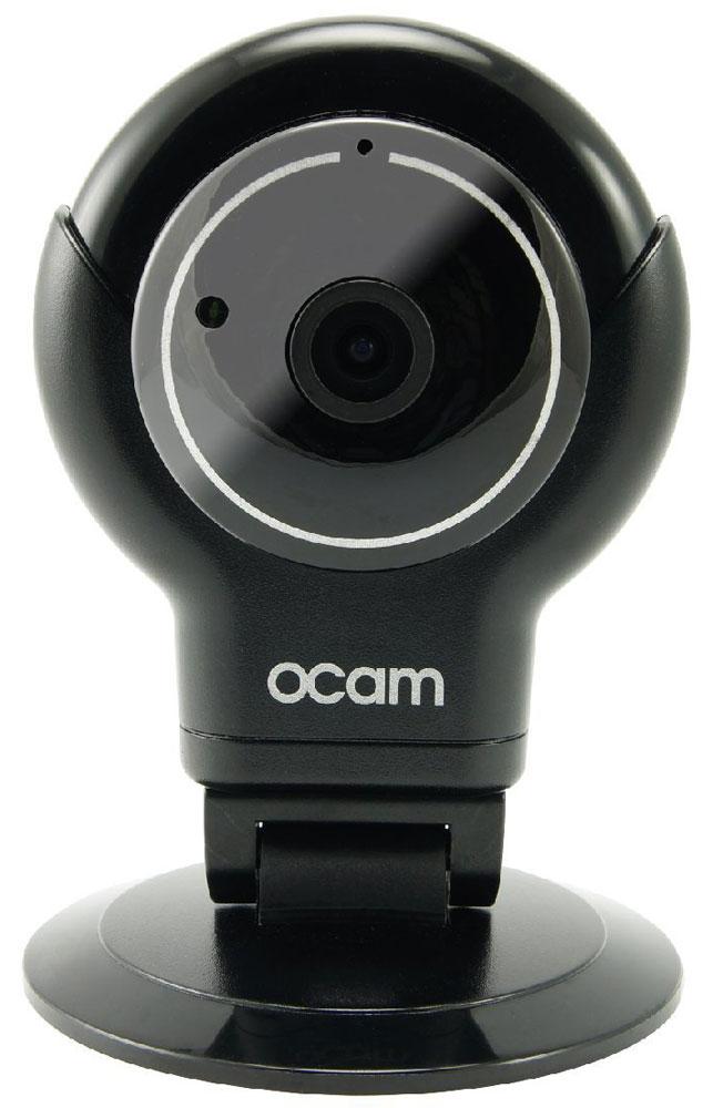 OCam-S1, Black IP-камераOCAM-S1-BlackС камерой OCam-S1 у вас появится возможность присмотреть за своим домом, маленьким ребенком, пожилыми людьми и даже домашним питомцем. Приятный дизайн и удобная для дома или офиса камера наблюдения. Инженеры предусмотрели различные сценарии использования камеры, поэтому пользователю доступны несколько режимов работы. Переключаться между ними можно в один клик. Записанные видеофайлы и фотографии сохраняются на карту памяти microSD. Когда возникает движение или звук, камера активирует системы распознавания, после чего вы сразу получите уведомление в виде звонка или письма на электронную почту. Благодаря инфракрасной подсветке вы получите четкое изображение даже в условиях плохого освещения. Широкий угол обзора в 120° дает больший охват получаемого изображения, поэтому вы сможете наблюдать, к примеру, не только за ребенком, но и за окружающей его обстановкой во всей комнате. Наличие встроенного микрофона и динамика позволяет вам общаться с...