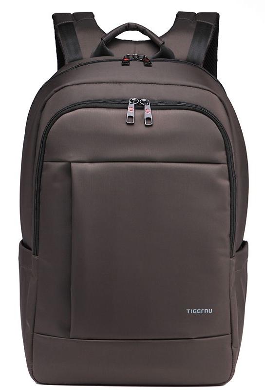 Tigernu T-B3142, Black рюкзак для ноутбука 17T-B3142Рюкзак Tigernu T-B3142 отлично подойдет для работы, учебы или путешевствий. Сделан из высокопрочного,водоотталкивающего материала. Довольно легкий. Отделение для ноутбука и планшета со вставкой из защитной пены, которое защитит ваши устройства от царапин и других повреждений. S-образная конструкция спинки с воздухопроницаемой губкой обеспечивает идеальную мягкую посадку. Основное отделение с двойной молнией (защита от кражи).