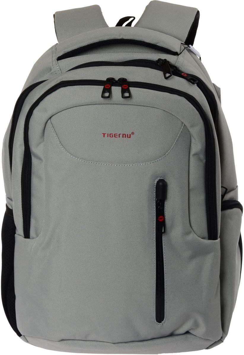 Tigernu T-B3204, Light Green рюкзак для ноутбука 16T-B3204Рюкзак Tigernu T-B3204 отлично подойдет для работы, учебы или путешевствий. Сделан из высокопрочного,водоотталкивающего материала. Довольно легкий. Отделение для ноутбука и планшета со вставкой из защитной пены, которое защитит ваши устройства от царапин и других повреждений. Основное отделение с двойной молнией (защита от кражи).