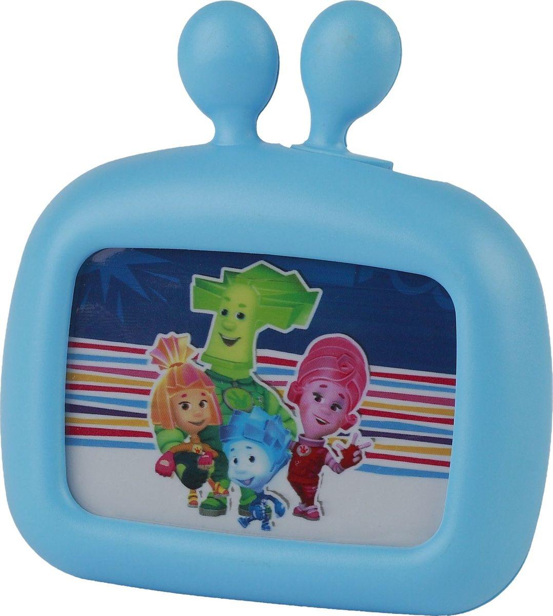 Ночник ЭРА Фиксики, цвет: синий. NN-613-SW-BUNN-613-SW-BUНочник со светодиодами (LED) в качестве источников света. C выключателем. Блистерная упаковка с открытой вилкой.