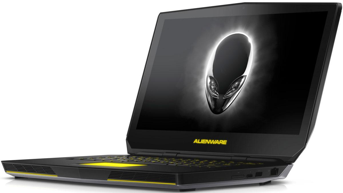 Dell Alienware A15, Silver (A15-9792)A15-9792Ноутбук Dell Alienware 15.6 FHD/Intel Core i7-6700HQ/32GB/512GB+1TB/GTX 980M 8Gb/WiFi/BT/Windows 10/Silver