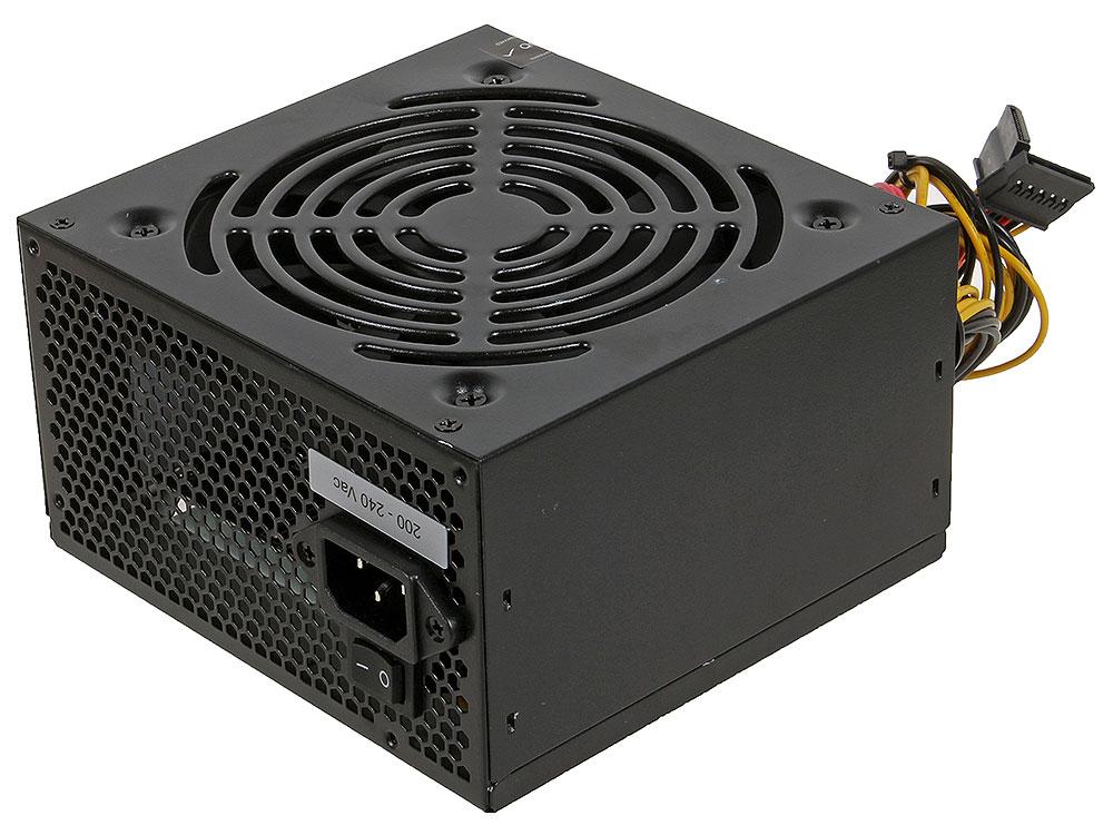 Aerocool VX-400W блок питания для компьютера4713105953541Aerocool VX-400W - это эффективный, надёжный и недорогой блок питания с низким уровнем шумов и помех. Блоки питания линейки VX - самые доступные в ассортименте Aerocool и предназначены для систем начального уровня. Они собраны из высококачественных компонентов и обеспечивают стабильное и надёжное питание для всего системного блока. Хотя устройства линейки VX предназначены для сборки систем начального уровня, Aerocool снабдила их всем необходимым. БП VX работает без шумов и помех, защищён от перепадов напряжения в сети и оборудован 12 сантиметровым вентилятором с умным управлением скоростью вращения.
