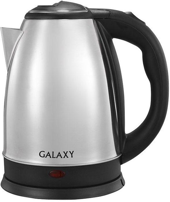 Galaxy GL 0312, Black чайник электрический4630003365286Мощность, Вт: 1800 Объем, л: 1,8 Скрытый нагревательный элемент Корпус из нержавеющей стали марки 18/10 Автоотключение при закипании Автоотключение при отсутствии воды Указатели максимального и минимального уровня воды Напряжение сети, В: 220-240 Частота, Гц: 50