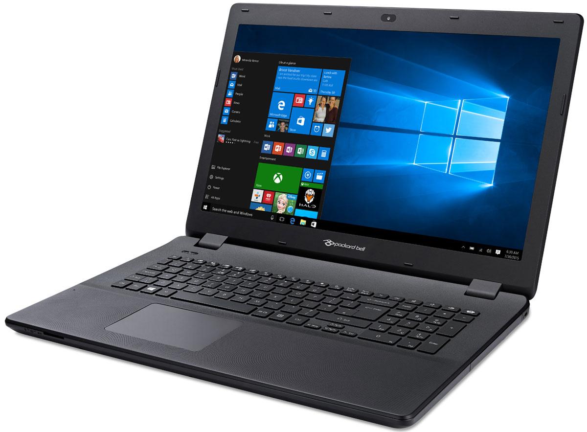 Packard Bell ENLG81BA-P5GN, Black (NX.C44ER.006)NX.C44ER.006Ноутбук Packard Bell ENLG81BA-P5GN с изящным дизайном сочетает в себе доступность и удобство использования, что позволяет с его помощью эффективно решать повседневные задачи. Вы сможете всегда оставаться на связи, легко справляться с повседневными задачами и наслаждаться всеми возможностями для развлечений. Этот ноутбук основан на эффективной, проверенной временем технологии, что делает его идеальным решением для всей семьи. Вы сможете брать ноутбук Packard Bell ENLG81BA-P5GN с собой повсюду. Благодаря продолжительному времени автономной работы (до 4 часов) вы можете работать и общаться с друзьями, где бы вы ни находились. Сенсорная панель Precision Touchpad повышенной точности помогает работать эффективнее, обеспечивая более удобные возможности масштабирования, прокрутки и навигации. Панель также оснащена технологией, ограничивающей возможности случайного ввода и случайных движений курсора — вводить данные и наводить курсор стало проще, без...