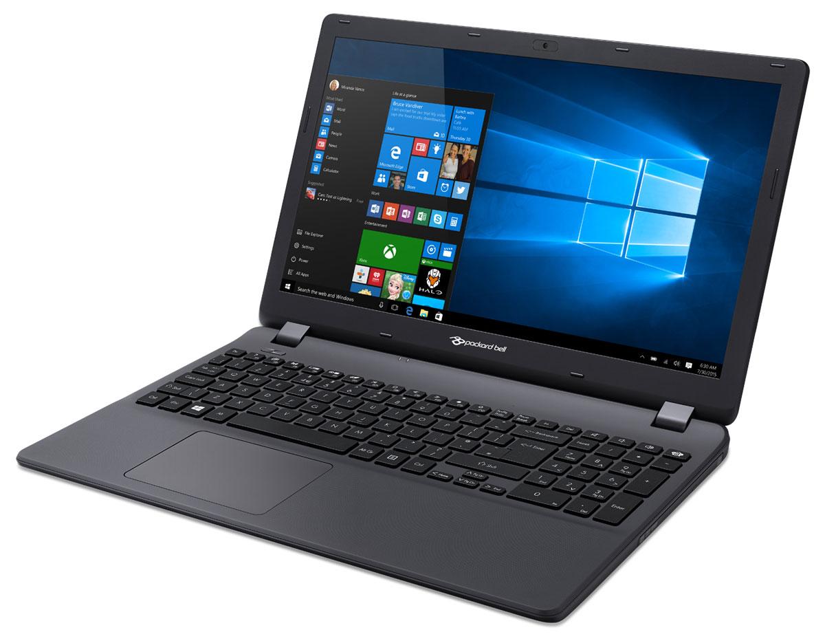 Packard Bell ENTG81BA-P1MV, Black (NX.C3YER.022)NX.C3YER.022Ноутбук Packard Bell EasyNote TG81BA с изящным дизайном сочетает в себе доступность и удобство использования, что позволяет с его помощью эффективно решать повседневные задачи. Вы сможете всегда оставаться на связи, легко справляться с повседневными задачами и наслаждаться всеми возможностями для развлечений. Этот ноутбук основан на эффективной, проверенной временем технологии, что делает его идеальным решением для всей семьи. Вы сможете брать ноутбук Packard Bell EasyNote TG81BA с собой повсюду. Кроме того, он оснащен встроенным DVD-дисководом. Благодаря продолжительному времени автономной работы устройства (до 5,5 часов) вы можете работать и общаться с друзьями, где бы вы ни находились. Сенсорная панель Precision Touchpad повышенной точности помогает работать эффективнее, обеспечивая более удобные возможности масштабирования, прокрутки и навигации. Панель также оснащена технологией, ограничивающей возможности случайного ввода и случайных...