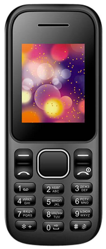Vertex M109, BlackM109-BLМобильный телефон Vertex M109 - простой и удобный в использовании телефон с камерой на каждый день! Легкий и компактный корпус, классический черный цвет, удобная клавиатура - все сделано для вашего комфорта при использовании телефона М109. Для того, чтобы вы смогли всегда оставаться на связи модель М109 поддерживает работу двух SIM-карт, активных в режиме ожидания. Благодаря этому можно использовать возможности сразу двух операторов связи так, как удобно вам. Совместите рабочий и личный номер в одном устройстве, чтобы не пропустить ни одного звонка! Дополнительные преимущества модели: поддержка 2G интернета, отправка MMS, фонарик, радио. Телефон сертифицирован EAC и имеет русифицированную клавиатуру, меню и Руководство пользователя.