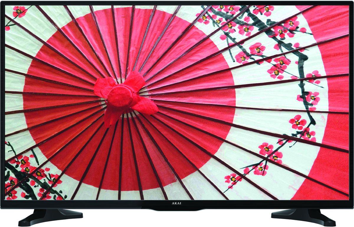 Akai LES-32A64M телевизорLES-32A64MТелевизор Akai LES-32A64M успешно совмещает в себе все функции, присущие полноценному развлекательному медиацентру. Сочетание превосходного изображения и современных технологий по доступной цене предоставит вам возможность насладиться невероятно четким и ярким изображением. Обладая большим набором интерфейсов, телевизор с легкостью может взаимодействовать с любыми информационными носителями, включая просмотр ваших любимых фильмов в формате HD напрямую с USB флэшки. Главные преимущества данной модели: Android 4.4, встроенный модуль Wi-Fi, а также поддержка цифрового телевидения в формате DVB-T2.