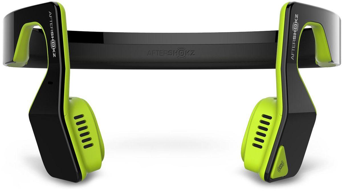 Aftershokz AS500S, Neon беспроводные наушникиAS500SNAfterShokz Bluez 2S – обновленная версия наушников с технологией костной проводимости и беспроводной передачей сигнала по протоколу Bluetooth. Главное достоинство AfterShokz Bluez 2S - в возможности восприятия окружающего пространства. Пользователь в наушниках с костной проводимостью одновременно слышит и воспроизводимую музыку, и одновременно все, что происходит вокруг него. Платформа: Android, IOS, Windows, прочие с поддержкой Bluetooth 3.0 Тип наушников: беспроводные Тип крепления: затылочная дужка Технология передачи звука: на основе костной проводимости Режим звука: стерео Диапазон: 20 Гц – 20 кГц Максимальное звуковое давление: 100 +/- 3 дБ Встроенный микрофон: есть Чувствительность микрофона: 40 дБ +/- 3 дБ Тип подключения: Bluetooth v. 3.0 Рабочая температура: от 0 до 45 ? Защита: IP55 Поддерживаемые профили: Advanced Audio Distribution Profile (A2DP) Audio/Video Remote Control Profile (AVRCP) Headset Profile (HSP) Hands-Free Profile (HFP) Радиус действия: до 10 м...