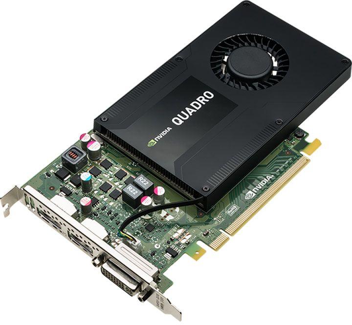 PNY NVIDIA Quadro K2200 4GB видеокартаVCQK2200-PBПроф видеокарта 4Gb PNY nVidia Quadro K2200