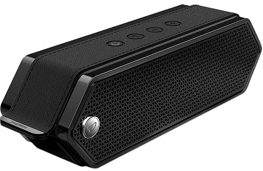 DreamWave Harmony II портативная Bluetooth-колонка15119100DreamWave Harmony II – это элегантная колонка премиум-класса, которая способна передавать музыку так, как это задумывал исполнитель. Модель обладает выходной мощностью 16 Вт, оборудована встроенным аккумулятором ёмкостью 4500 мАч, что позволяет ей играть громче и дольше в сравнении с конкурентами. Благодаря сочетанию передовых технологий и тончайших настроек звука, Harmony II в состоянии передать музыку во всей полноте, сохраняя её первозданную глубину и ясность. Благодаря функции гарнитуры, вы сможете отвечать на входящие вызовы, на время разговора музыка будет останавливаться, а по окончании разговора снова вернётся к воспроизведению. В комплектации с колонкой поставляется мягкий бархатный чехол-сумка для удобной транспортировки, что позволяет брать её везде с собой и наслаждаться музыкой дома, в офисе, в машине или во время тренировок. Harmony II украшена декоративной полосой, стилизованной под кожу, сетка динамиков выполнена в стиле медовых сот, а звук исходит с обеих сторон...