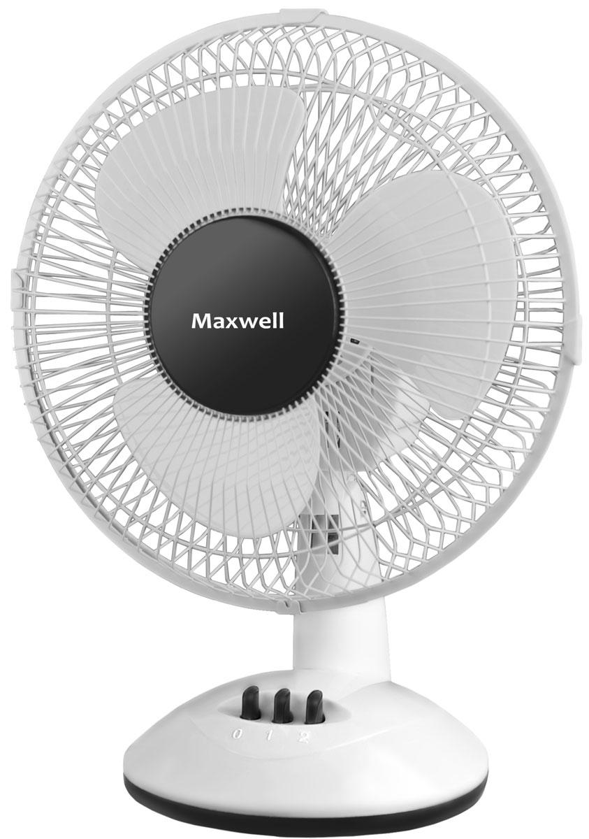 Maxwell MW-3547(W) вентилятор настольныйMW-3547(W)Вентилятор настольный Maxwell MW-3547(W) обладает очень скромными размерами, поэтому не причиняет неудобств в процессе эксплуатации. Работоспособности этого прибора достаточно для того, чтобы обеспечить качественный обдув одного-двух человек. Крайне важным преимуществом модели является мобильность. К тому же, настольный вентилятор Maxwell MW-3547 (W) дает возможность экономить электроэнергию благодаря низкому потреблению. Установив его на своем рабочем столе, вы моментально почувствуете бодрящую свежесть, которой так не хватает в жаркие летние деньки.