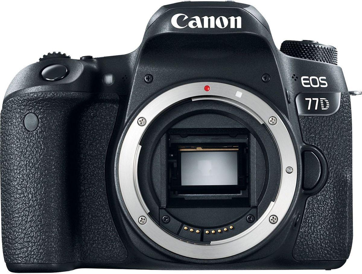 Canon EOS 77D Body цифровая зеркальная фотокамера1892C003