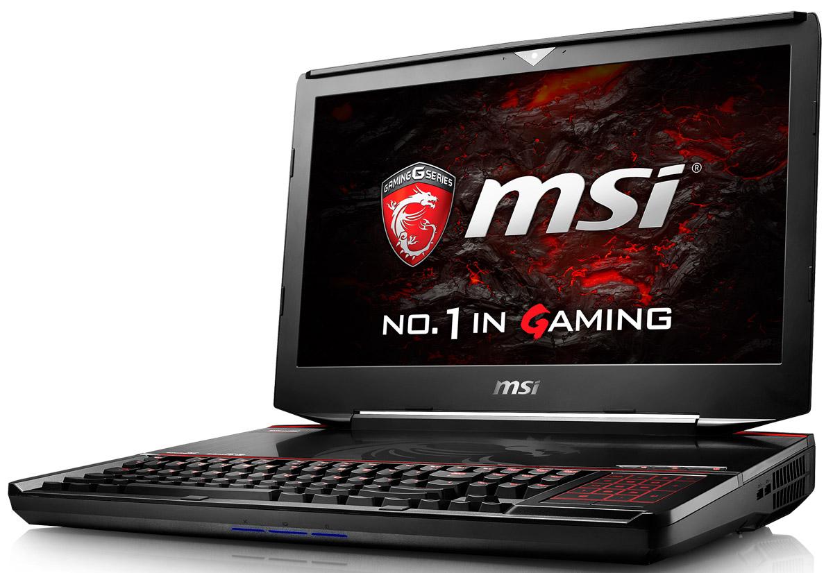 MSI GT83VR 6RE-010RU Titan SLIGT83VR 6RE-010RUMSI разрабатывает только экстраординарные игровые машины, предназначение которых — обеспечить предельно качественный геймплей. Как истинная легенда гейминга, MSI старается держаться своих традиций, предоставляя геймерам любого уровня только новейшие и эксклюзивные игровые технологии.