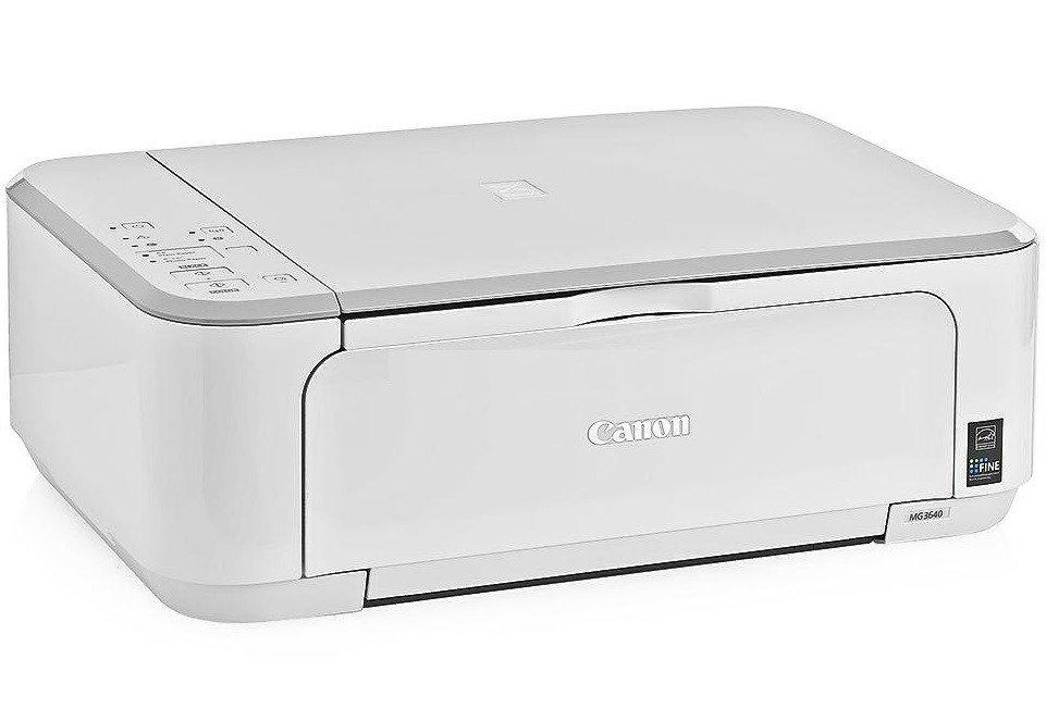 Canon Pixma MG3640, White МФУ