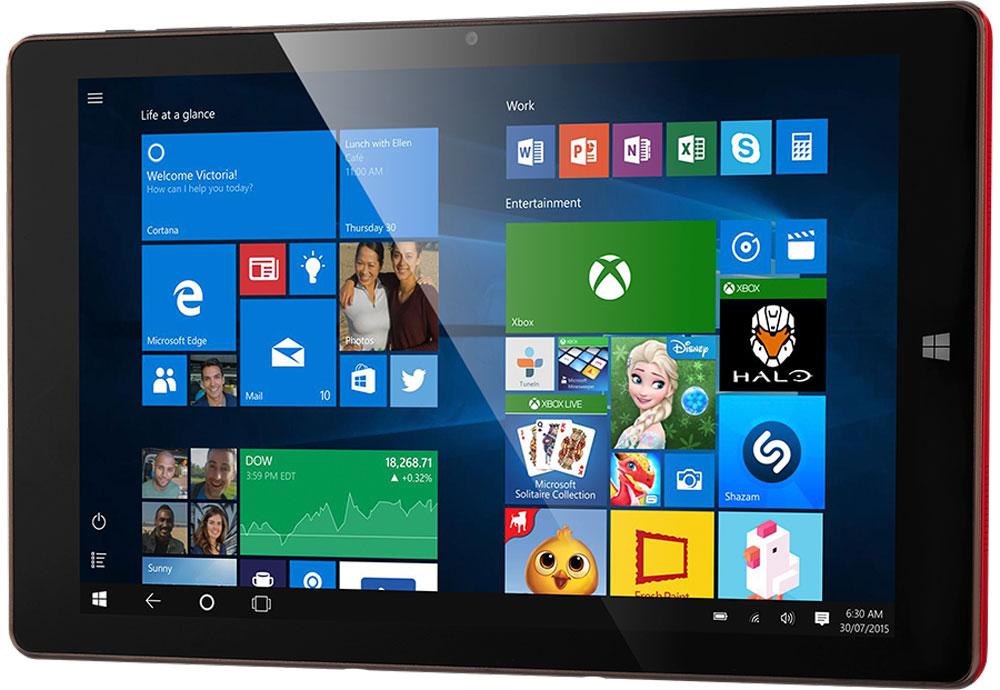 Prestigio Visconte V 3G, BrownPMP1012TE3GRDPrestigio Visconte V – высокопроизводительное и при этом изысканное устройство 2-в-1 (планшет и ноутбук). Это мечта геймеров, и не только потому что девайс оснащен мощными аппаратными свойствами и программным обеспечением, но и благодаря его эффектному и впечатляющему внешнему виду. Еще больше удовольствия от просмотра видео, игр и даже обычного браузинга дарит широкий 10,1-дюймовый IPS-дисплей. Планшет без сомнения полюбят во всем мире, ведь вместе с ним пользователи получат приятные сюрпризы, ставшие результатом сотрудничества Prestigio и Wargaming. Современный гейминг ресурсоемок, так что если вы любите онлайн-сражения или стратегии, вам понадобится мощное устройство. Prestigio Visconte V имеет все необходимы технические характеристики, чтобы гарантировать плавную работу девайса во время мобильных игр, которые теперь будут приносить еще больше удовольствия. Четырехъядерный процессор Intel Atom Z3735F (до 1,83 ГГц) дарит непревзойденный опыт в...