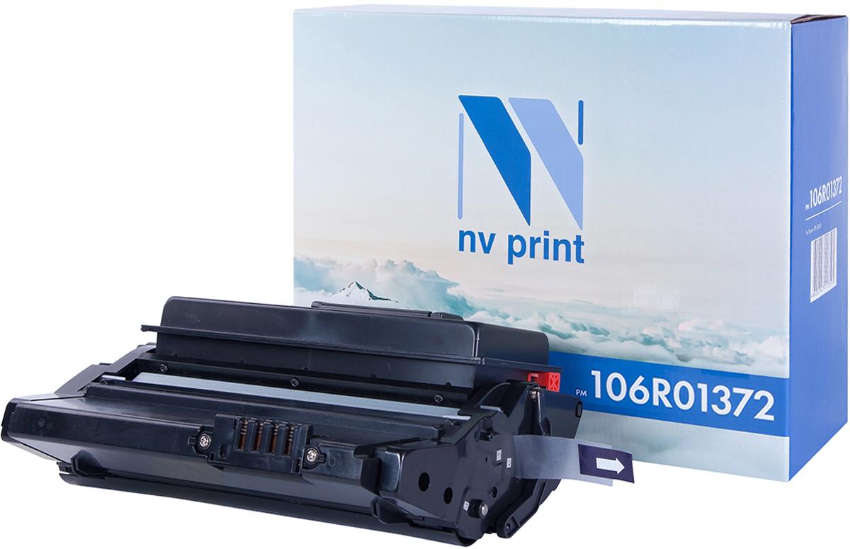 NV Print 106R01372, Black тонер-картридж для Xerox Phaser 3600NV-106R01372Совместимый лазерный картридж NV Print 106R01372 для печатающих устройств Xerox Phaser - это альтернатива приобретению оригинальных расходных материалов. При этом качество печати остается высоким. Картридж обеспечивает повышенную чёткость чёрного текста и плавность переходов оттенков серого цвета и полутонов, позволяет отображать мельчайшие детали изображения. Лазерные принтеры, копировальные аппараты и МФУ являются более выгодными в печати, чем струйные устройства, так как лазерных картриджей хватает на значительно большее количество отпечатков, чем обычных. Для печати в данном случае используются не чернила, а тонер.