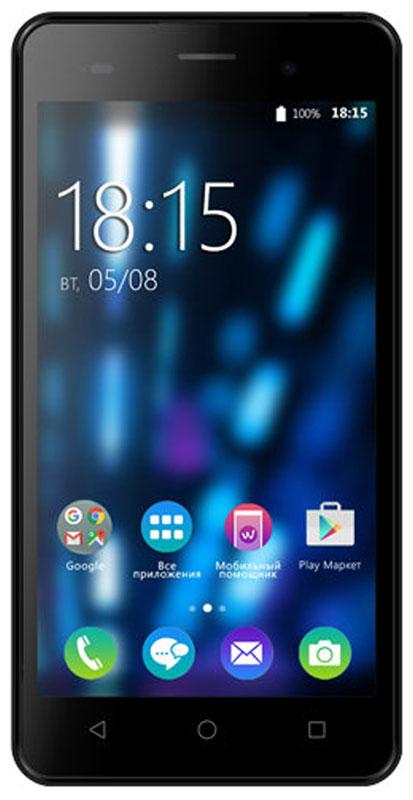 BQ 5020 Strike, Black Brushed85952591Смартфон BQ Strike - это передовые технологии, заключенные в стильном и прочном металлическом корпусе. Полный набор всех необходимых современному пользователю функций обеспечивает максимальный комфорт использования. Качественный 5-дюймовый IPS-дисплей c разрешением 1280х720 удивляет насыщенным, ярким изображением и безошибочной передачей цвета. Мощный 4-ядерный процессор MediaTek MT6580 с частотой 1.3 ГГц обеспечивает стабильно быструю скорость работы при использовании новейших приложений и игр. Основная камера с разрешением матрицы - 13 Мпикс позволяет делать потрясающие снимки в высоком качестве. Фронтальная камера с разрешением 5 Мпикс отлично подходит не только для видеозвонков, но и для селфи. Наличие слотов для двух сим-карт позволяет экономить время и деньги, например, в путешествиях или при использовании разных провайдеров для звонков и интернет серфинга. Смартфон работает под управлением современной...