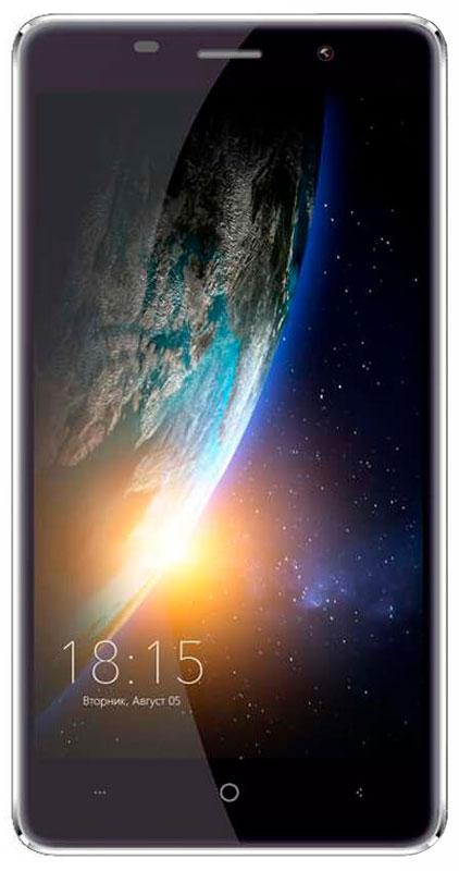 BQ 5022 Bond, Dark Gray46612014Смартфон BQ 5022 Bond - это телефон, который можно не бояться уронить. Аппарат с 5-дюймовым IPS экраном оснащен защитным стеклом повышенной прочности, сделанному по технологии Military Bullet Proof. Благодаря встроенному сканеру отпечатков пальцев разблокировать экран BQ 5022 Bond можно одним прикосновением, при этом телефон остается надежно защищенным от несанкционированного проникновения. Батарея емкостью 2300 мАч позволит вам оставаться на связи в течении длительного времени без мыслей о подзарядке. Дисплей смартфона с HD разрешением 720х1280 воспроизводит фото и видеофайлы в формате высокой четкости, удивляя яркостью и цветопередачей изображения. Смартфон сертифицирован EAC и имеет русифицированный интерфейс меню и Руководство пользователя