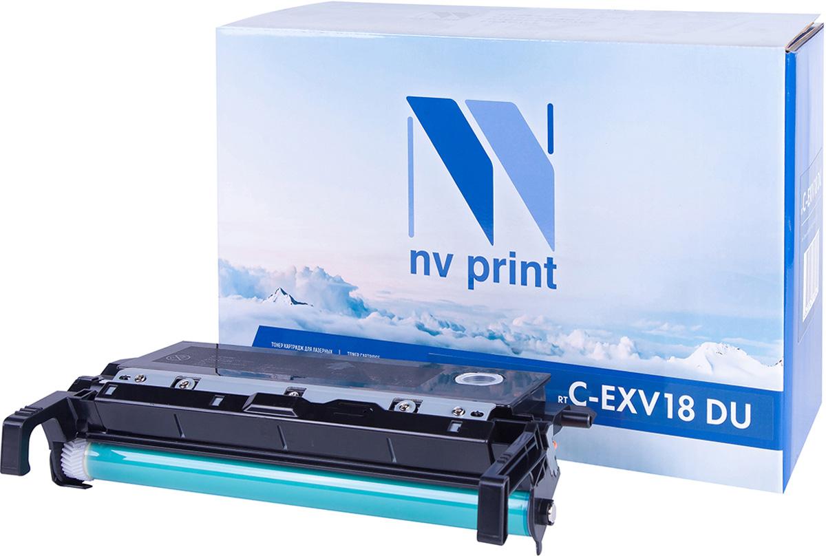 NV Print CEXV18, Black тонер-туба для Canon IR1018/1022NV-CEXV18Совместимый лазерный картридж NV Print CEXV18 для печатающих устройств Canon - это альтернатива приобретению оригинальных расходных материалов. При этом качество печати остается высоким. Картридж обеспечивает повышенную чёткость чёрного текста и плавность переходов оттенков серого цвета и полутонов, позволяет отображать мельчайшие детали изображения. Лазерные принтеры, копировальные аппараты и МФУ являются более выгодными в печати, чем струйные устройства, так как лазерных картриджей хватает на значительно большее количество отпечатков, чем обычных. Для печати в данном случае используются не чернила, а тонер.
