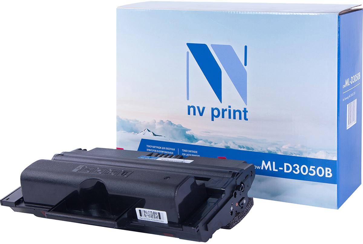 NV Print ML-D3050B, Black тонер-картридж для Samsung ML-3050/3051N/3051NDML-D3050BСовместимый лазерный картридж NV Print для печатающих устройств Samsung - это альтернатива приобретению оригинальных расходных материалов. При этом качество печати остается высоким. Картридж обеспечивает повышенную чёткость чёрного текста и плавность переходов оттенков серого цвета и полутонов, позволяет отображать мельчайшие детали изображения. Лазерные принтеры, копировальные аппараты и МФУ являются более выгодными в печати, чем струйные устройства, так как лазерных картриджей хватает на значительно большее количество отпечатков, чем обычных. Для печати в данном случае используются не чернила, а тонер.
