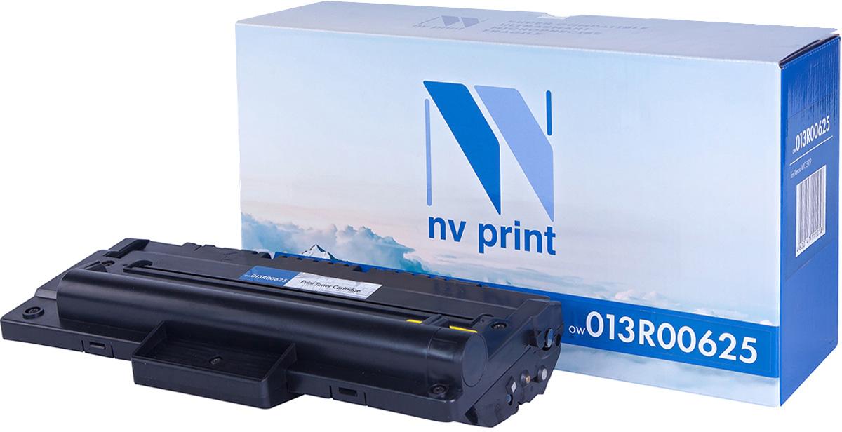 NV Print NV-013R00625, Black тонер-картридж для Xerox WorkCentre 3119NV-013R00625Совместимый лазерный картридж NV Print NV-013R00625 для печатающих устройств Xerox - это альтернатива приобретению оригинальных расходных материалов. При этом качество печати остается высоким. Картридж обеспечивает повышенную чёткость чёрного текста и плавность переходов оттенков серого цвета и полутонов, позволяет отображать мельчайшие детали изображения. Лазерные принтеры, копировальные аппараты и МФУ являются более выгодными в печати, чем струйные устройства, так как лазерных картриджей хватает на значительно большее количество отпечатков, чем обычных. Для печати в данном случае используются не чернила, а тонер.