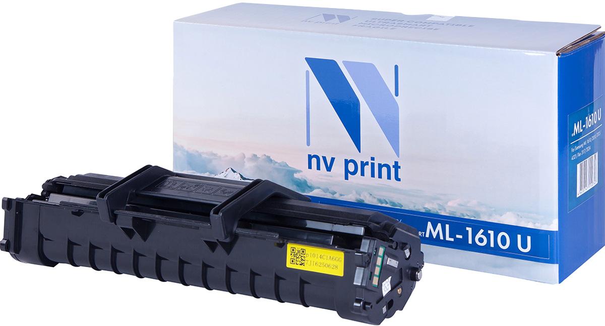NV Print NV-ML1610UNIV, Black тонер-картридж для Samsung ML-1610/1615/2010/2015/ML-2510 /2570/2571N/SCX-4321/4321F/4521/Xerox Phaser 3117/3122/3124/3125/Dell 1100NV-ML1610UNIVСовместимый лазерный картридж NV Print NV-ML1610UNIV для печатающих устройств Samsung, Xerox и Dell - это альтернатива приобретению оригинальных расходных материалов. При этом качество печати остается высоким. Картридж обеспечивает повышенную чёткость чёрного текста и плавность переходов оттенков серого цвета и полутонов, позволяет отображать мельчайшие детали изображения. Лазерные принтеры, копировальные аппараты и МФУ являются более выгодными в печати, чем струйные устройства, так как лазерных картриджей хватает на значительно большее количество отпечатков, чем обычных. Для печати в данном случае используются не чернила, а тонер.