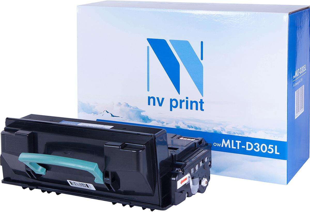 NV Print NV-MLTD305L, Black тонер-картридж для Samsung ML-3750NDNV-MLTD305LСовместимый лазерный картридж NV Print NV-MLTD305L для печатающих устройств Samsung - это альтернатива приобретению оригинальных расходных материалов. При этом качество печати остается высоким. Картридж обеспечивает повышенную чёткость чёрного текста и плавность переходов оттенков серого цвета и полутонов, позволяет отображать мельчайшие детали изображения. Лазерные принтеры, копировальные аппараты и МФУ являются более выгодными в печати, чем струйные устройства, так как лазерных картриджей хватает на значительно большее количество отпечатков, чем обычных. Для печати в данном случае используются не чернила, а тонер.