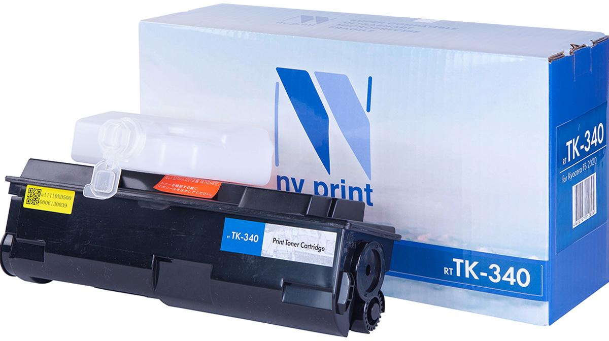 NV Print TK340, Black тонер-картридж для Kyocera FS-2020D(N)NV-TK340Совместимый лазерный картридж NV Print TK340 для печатающих устройств Kyocera - это альтернатива приобретению оригинальных расходных материалов. При этом качество печати остается высоким. Картридж обеспечивает повышенную чёткость чёрного текста и плавность переходов оттенков серого цвета и полутонов, позволяет отображать мельчайшие детали изображения. Лазерные принтеры, копировальные аппараты и МФУ являются более выгодными в печати, чем струйные устройства, так как лазерных картриджей хватает на значительно большее количество отпечатков, чем обычных. Для печати в данном случае используются не чернила, а тонер.