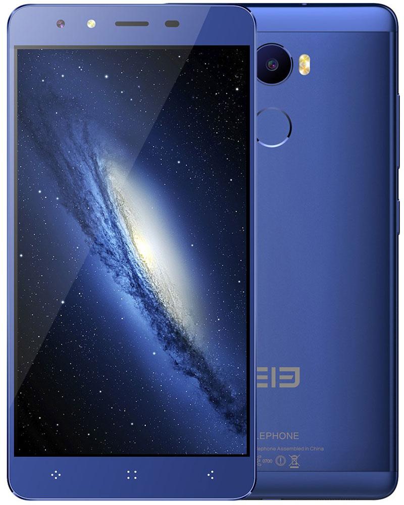 Elephone C1, BlueC1_2GB_16GB_BlueВыпуская смартфон Elephone C1, компания-производитель в первую очередь стремилась угодить запросам своих клиентов. Девайс вобрал в себя всё то, что наиболее ценится на современном рынке: высокое качество и производительность, отличный дизайн и цену, которая не ударит по карману покупателя. Для покрытия задней панели смартфона С1 были использованы передовые литейные технологии, а также ряд процессов обработки. Таким образом смартфон С1 имеет очень простой, но визуально сложный стиль, а также более мягкий и благородный дизайн. Все это не только обеспечивает привлекательный вид смартфона, но и позволяет более комфортно держать его в руке. Смартфон С1 имеет довольно гладкий корпус и, кроме того, он прекрасно подчеркивает вашу индивидуальность, выглядит элегантно и благородно. Оснащенный супер большим 5.5-дюймовым HD экраном, смартфон сможет доставить вам еще больше визуальных впечатлений. Пусть ваши ощущения во время просмотра фильмов или игр станут еще...