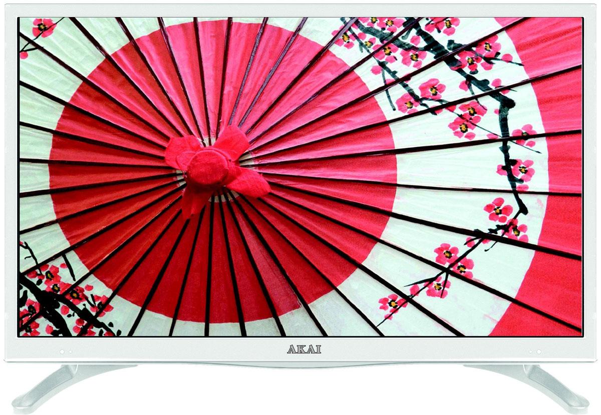 Akai LEA-28U62W телевизорLEA-28U62WТелевизор Akai LEA-28U62W соответствует всем современным технологиям и оборудован LED подсветкой, уменьшающей его толщину. Корпус из высококачественного пластика с экраном диагональю 28 дюймов впишется в любой интерьер. Источником сигнала для качественной реалистичной картинки служат не только цифровые эфирные и кабельные каналы, но и любые записи с внешних носителей, благодаря универсальному встроенному USB медиаплееру. Телевизор можно расположить как на столе, так и на настенном кронштейне, который приобретается отдельно. Akai LEA-28U62W обеспечит изображение высокого качества в формате HD (1366x768).