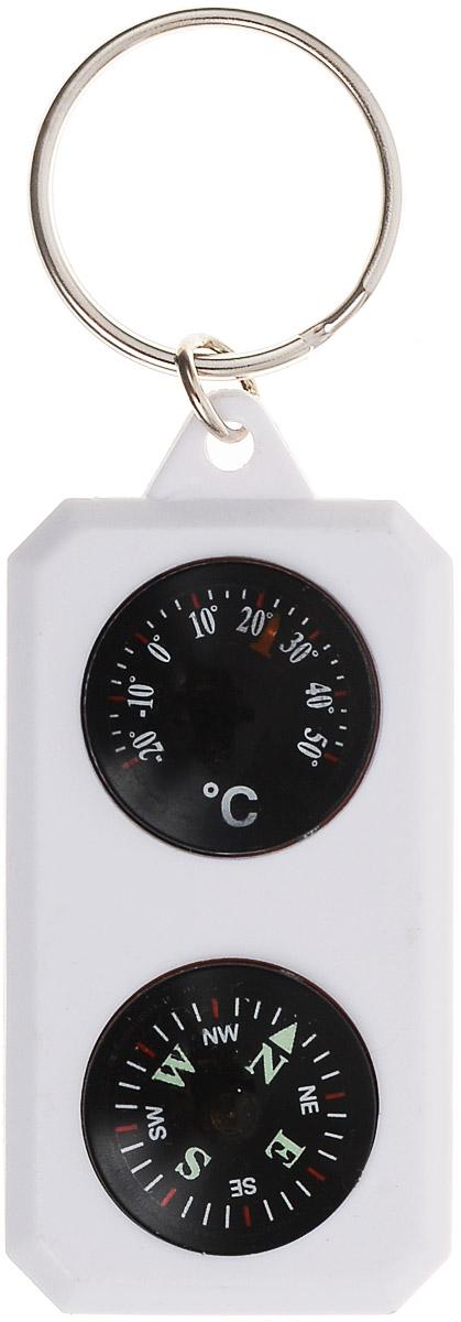 """Компас-брелок """"Sol"""", с термометром. SLA-003"""