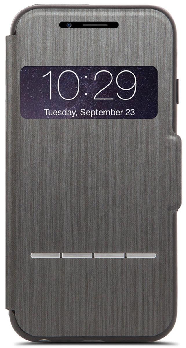 Moshi SenseCover чехол для Apple iPhone 6 Plus/6s Plus, Black